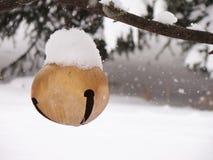 Snow Bell Royalty Free Stock Photos