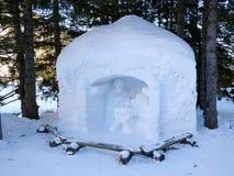 Snow Bethlehem - High Tatras - Slovakia Royalty Free Stock Photography