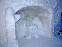 Snow Bethlehem - High Tatras - Slovakia Royalty Free Stock Image