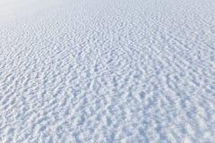 Snow blanket Stock Image