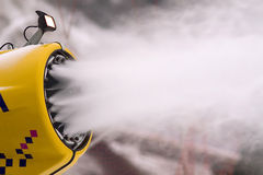 Snow blower Stock Photography