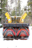Snow Blower Royalty Free Stock Images