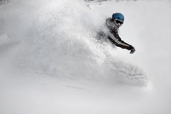 snow boarder Royalty Free Stock Images