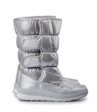 Snow boots Stock Images
