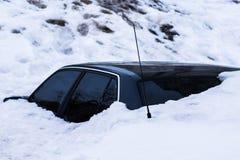 Snow bound Royalty Free Stock Photos