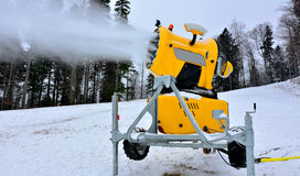 Snow Cannon Stock Images