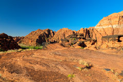 Snow Canyon State Park -Ivins -Utah. Stock Photography