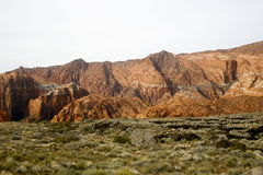 Snow Canyon Utah Stock Photos