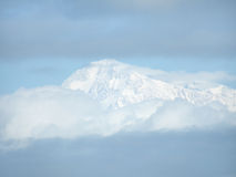 Snow Capped Royalty Free Stock Photos