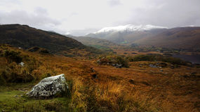 Ring of Kerry Mountains, Ireland Stock Images