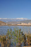 Hemet landscape Royalty Free Stock Images