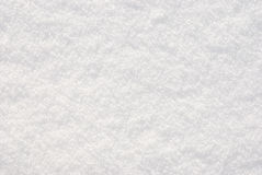 Snow close-up texture Royalty Free Stock Image