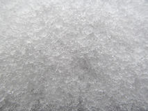 Snow close-up. Winter background for greeting cards Royalty Free Stock Images