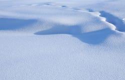 Snow cover Stock Photos