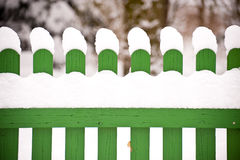 Snow covered Royalty Free Stock Image