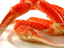 Snow Crab Cluster Stock Photo