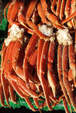 Snow Crab Clusters stock images