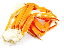 Snow Crab Legs Stock Photos