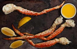 Snow Crab Legs Royalty Free Stock Photo