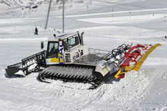 Snow Crawler Royalty Free Stock Photo