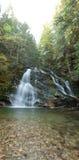 Snow Creek Falls, Idaho Royalty Free Stock Images