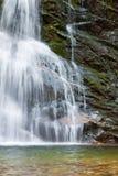Snow Creek Falls, Idaho Stock Photo