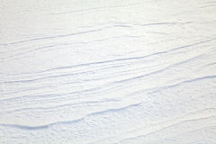 Snow crust Royalty Free Stock Photo