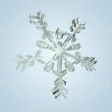 Snow Crystal 3 Stock Photos