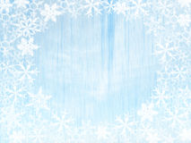 Snow crystal Royalty Free Stock Image