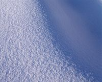 Snow crystals Royalty Free Stock Photo