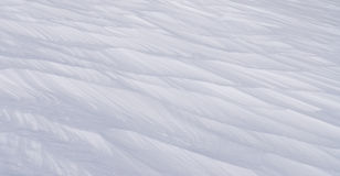 Snow Drift Stock Images