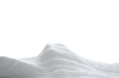 Snow Drift Royalty Free Stock Photography