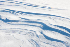 Snow Drift Abstract Royalty Free Stock Images