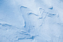 Snow dunes Royalty Free Stock Photography