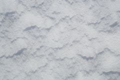 Snow dunes texture, background Royalty Free Stock Image