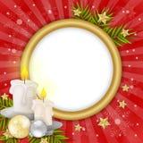 snow för jul för kort för bakgrundsblackstearinljus vektor illustrationer