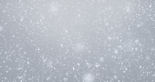Free Snow Fall Snowflakes Background, Isolated Overlay White Snowfall Light. Snow Flakes Falling With Bokeh Effect And Winter Glitter Royalty Free Stock Photo - 181662185