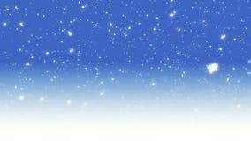 Snow stock video