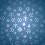 Snow-Flake Stock Image