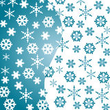 Snow-Flake Stock Images
