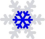 Snow Flake Royalty Free Stock Photos