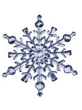 Snow flake royalty free illustration