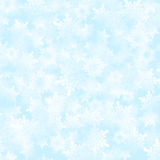 Snow Flake background Royalty Free Stock Photos