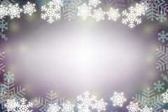 Snow color abstract background Royalty Free Stock Images