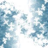 Snow flakes Royalty Free Stock Photo