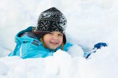 Snow fun Royalty Free Stock Photos