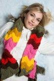 Snow Girl Royalty Free Stock Image