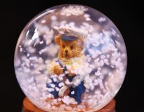 Snow globe Royalty Free Stock Images