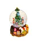 Snow Globe Royalty Free Stock Photography