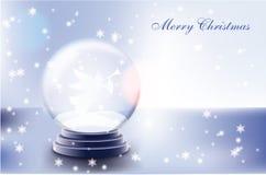 Snow_globe Immagine Stock Libera da Diritti